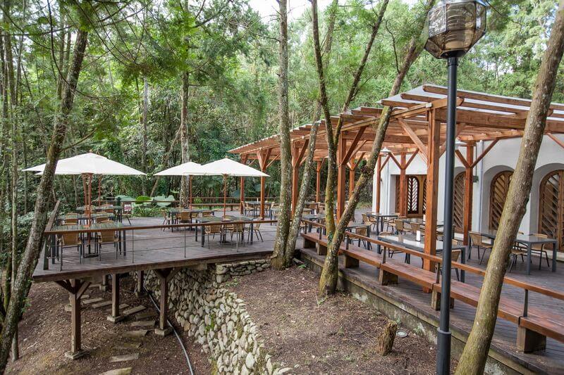 日月潭景點-竹石園生態研習中心
