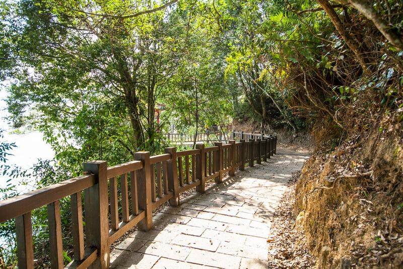 日月潭景點-涵碧步道