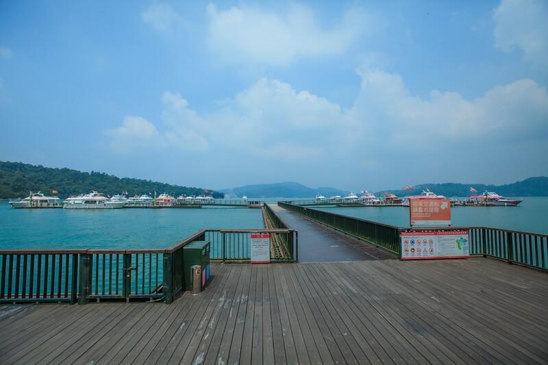 日月潭景點-伊達邵碼頭