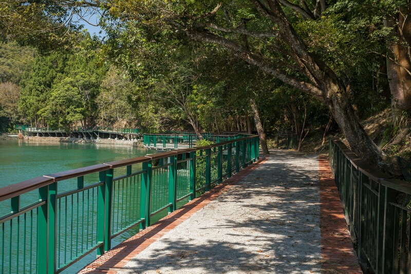 日月潭景點-水社親水步道