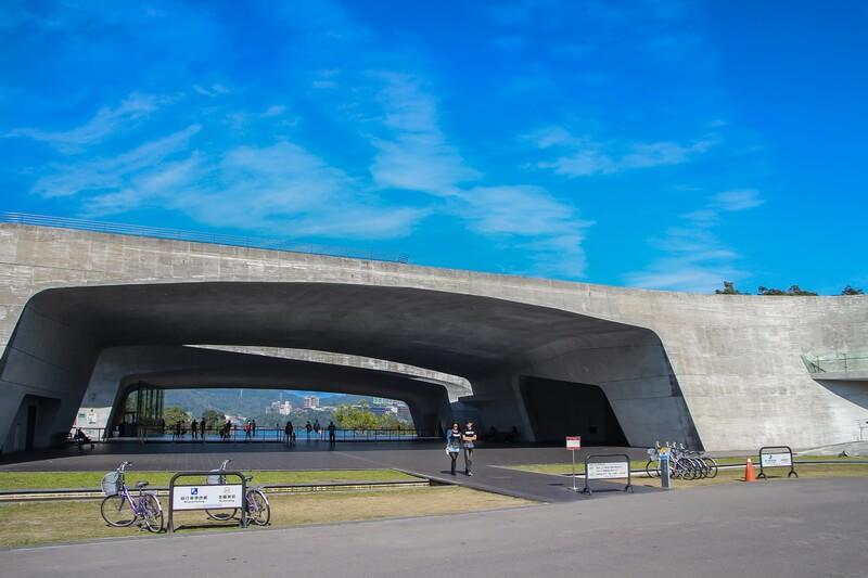 日月潭景點-向山遊客中心