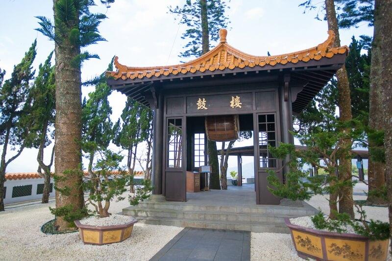 日月潭景點-玄奘寺