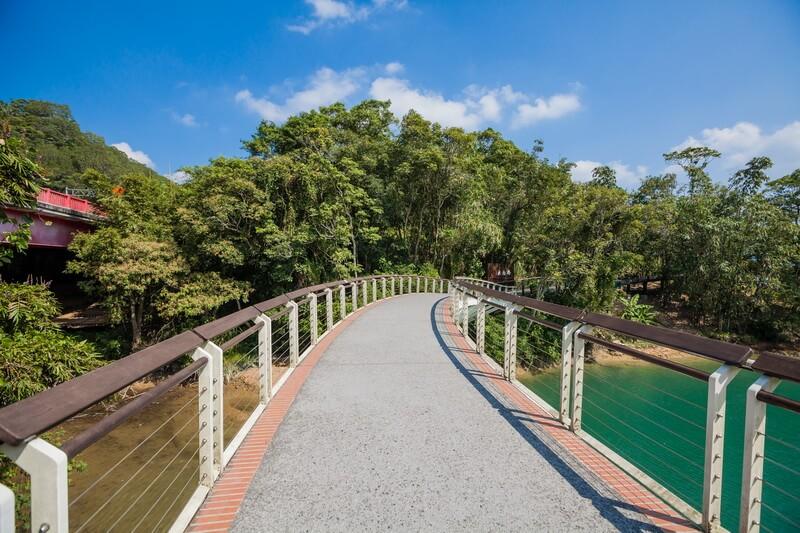 日月潭景點-永結同心橋
