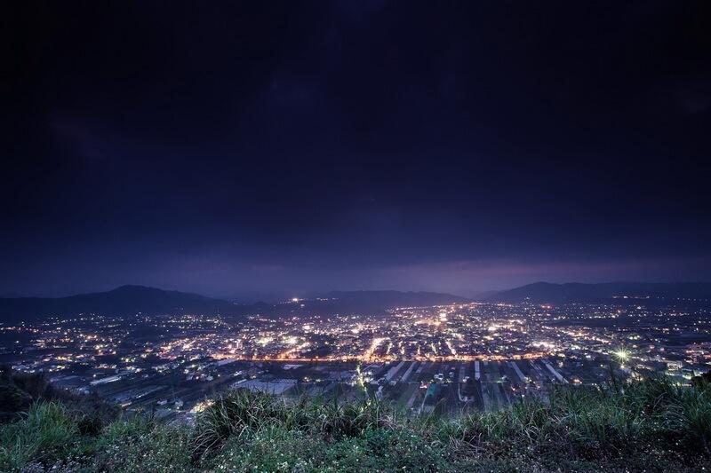 埔里景點-虎頭山飛行場(埔里虎頭山)