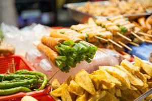魚池日月潭小吃-品麗鹹酥雞