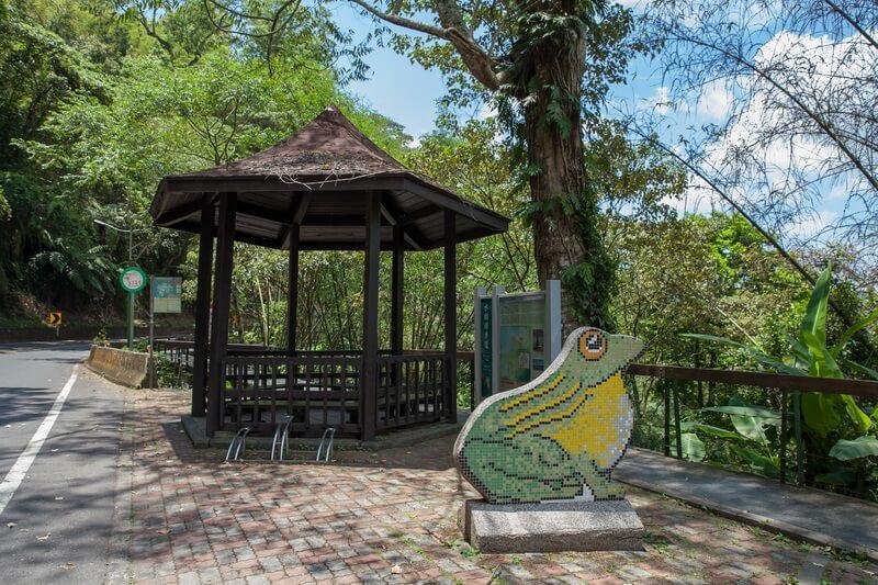 日月潭景點-水蛙頭步道
