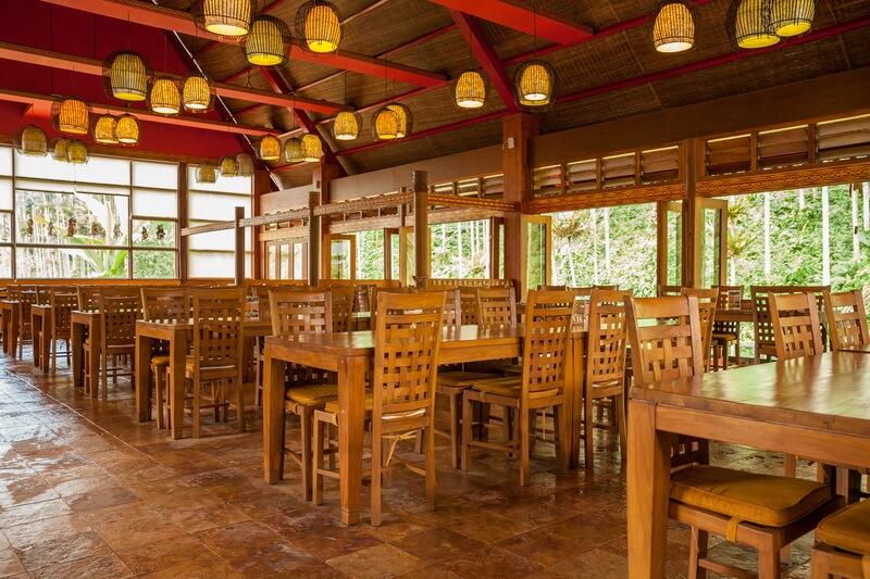 日月潭餐廳美食-烏布雨淋餐廳