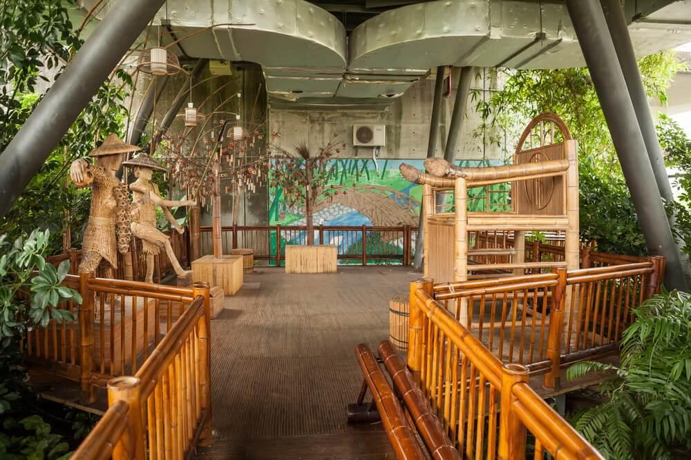 竹山景點-竹山文化園區